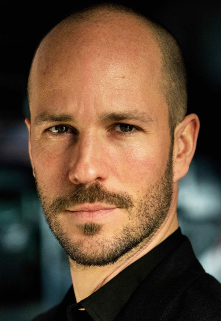 Philippe Graff Sprecher für Podcast