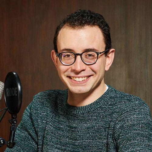 Tom von Arx vielseitiger Sprecher für Podcast Hörspiel Innovation